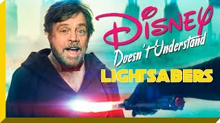 Video Disney Doesn't Understand Lightsabers MP3, 3GP, MP4, WEBM, AVI, FLV Januari 2019