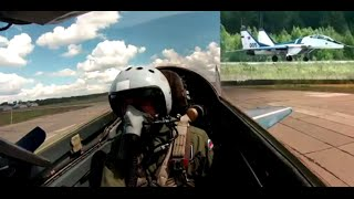 Our tourist fom USA – Fighter Jet Ride in MIG 29! Fly to the stratosphere and aerobatic maneuvers!!