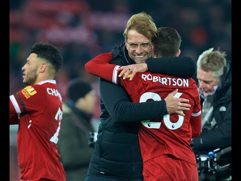Jurgen Klopp On Andy Robertson's New Liverpool FC Contract