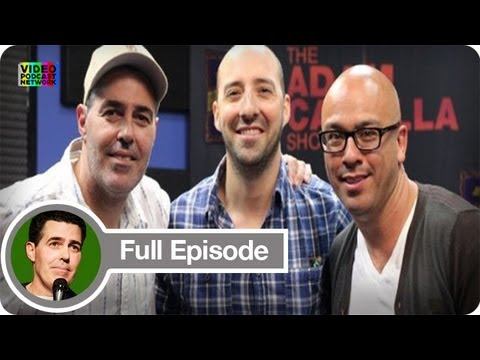 Jo Koy & Tony Hale | The Adam Carolla Show | Video Podcast Network