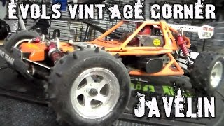 an up close look at my vintage Kyosho Javelin