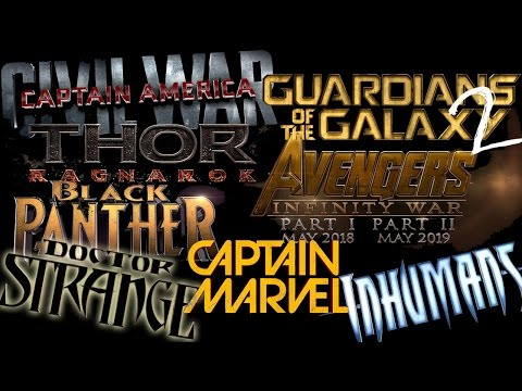 3. - Marvel Announces Phase 3 Lineup: Black Panther, Captain Marvel & More! Subscribe Now! ▻ http://bit.ly/SubClevverMovies Christmas came early this year as Marvel has announced it's full...