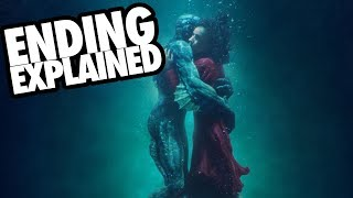 Nonton The Shape Of Water  2017  Ending Explained   Analysis Film Subtitle Indonesia Streaming Movie Download