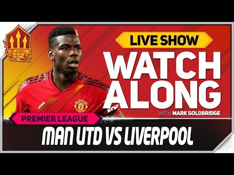 Manchester United Vs Liverpool LIVE Match Chat