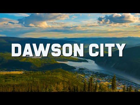 Dawson City Yukon - Home of the Klondike Gold Rush