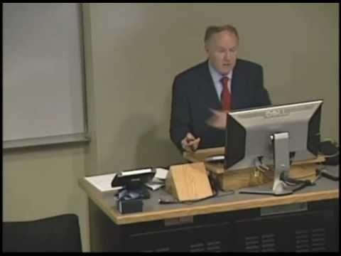 Dean's Convocation: Edward Prescott Part 1