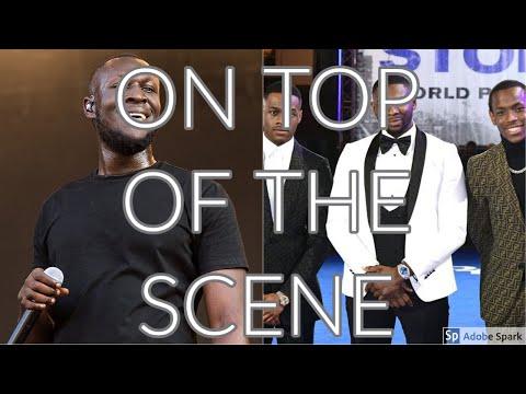 Stormzy and Rapman Too Big For the UK Scene ?!