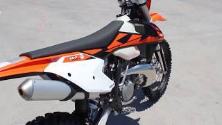 4. 2018 KTM 300 XC-W