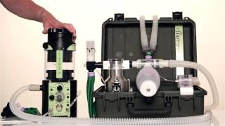 Helix Portable Ventilator - Paediatric or Infant