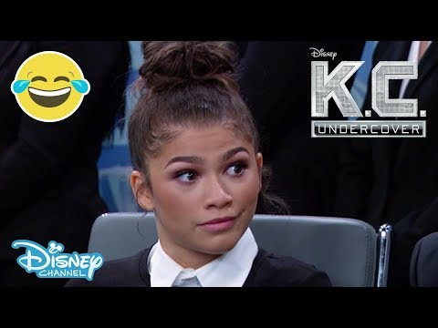 K.C. Undercover | Season 3 SNEAK PEEK: Bad Hair Day 😂 | Disney Channel UK