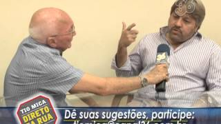 Entrevista com Washington Granato
