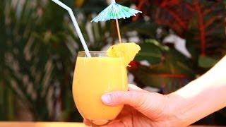 Tropischer Obst Smoothie