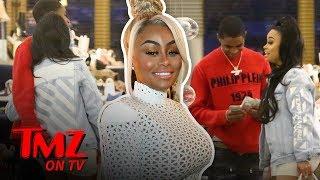 Video Blac Chyna Felt Up By Her 18-Year-Old Boyfriend! | TMZ TV MP3, 3GP, MP4, WEBM, AVI, FLV Maret 2018