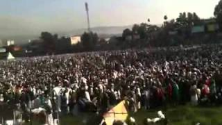 More Videos Of Non Violent Protest After 2012 Eid Salat In Addis Ababa And Dessie (aug. 19, 2012)