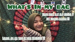Download Video BARANG PRIBADI YANG WAJIB DI BAWA NAIK GUNUNG !!!!    What's in my bag ? #mandastory MP3 3GP MP4