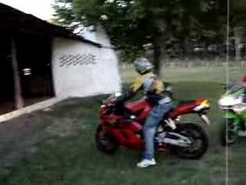 moto em triunfo,bandit