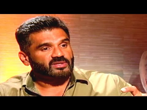 Suniel Shetty Not happy with the films that are working at the box office today