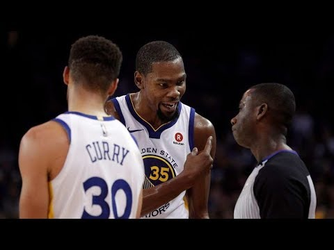 NBA | 2017-18 Ejections ᴴᴰ