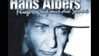 Das Fliegerlied, Hans Albers