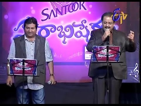 Swarabhishekam - S.P.Balasubrahmanyam  Mano Performance - Dost Mera Dost Song - 21st September 2014 22 September 2014 05 PM
