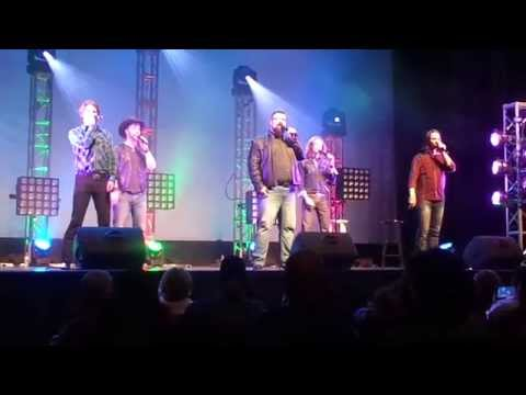 Home Free Full of Cheer Tour in MN @ the Fitzgerald Theater (Grandma Got Run Over By a Reindeer)