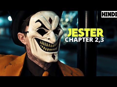 Jester Chapter 2 and 3 movie explained in Hindi   Horror Psycho mystery thriller   Movie Explainer