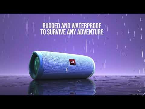 JBL Flip 5 prijenosni Bluetooth zvučnik, crvena