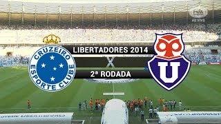 COPA BRIDGESTONE LIBERTADORES 2014 Fase de Grupos - 2ª Rodada Estádio Governador Magalhães Pinto, Belo Horizonte, MG Siga ...