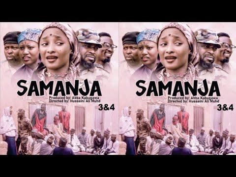 SAMANJA 3&4 LATEST HAUSA FILM WITH ENGLISH SUBTITLES