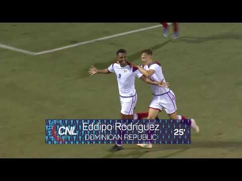 Доминиканская Республика - Cayman Islands 3:0. Видеообзор матча 13.10.2018. Видео голов и опасных моментов игры