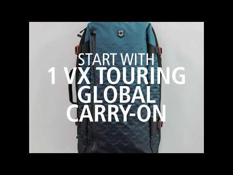 Victorinox Vx Touring - Travel Recipe
