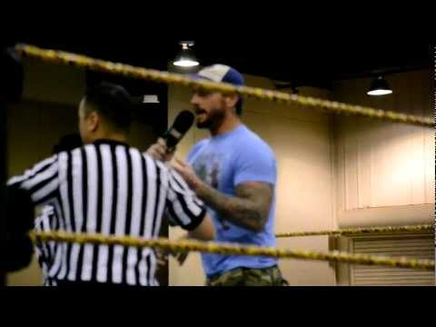 0 CM Punk vs. Dean Ambrose in FCW