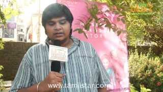 Director Karthik Subbaraj Speaks at Jigarthanda Movie Press Meet