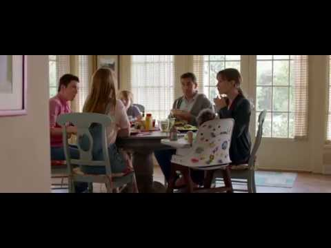 Alexander and the Terrible, Horrible, No Good, Very Bad Day (Clip 'Blessed')