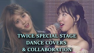 Video TWICE SPECIAL STAGE DANCE COVERS & COLLABORATION TO OTHER ARTIST SINCE DEBUT MP3, 3GP, MP4, WEBM, AVI, FLV Juli 2018