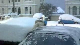 Hastings United Kingdom  city photos gallery : snow in hastings sussex england uk