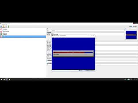 VBox + Debian install + DNS setup + Samba with BIND9 + adding Windows to the domain