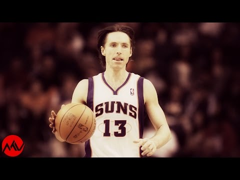 Steve Nash: Greatest Plays And Performances (Highlights)