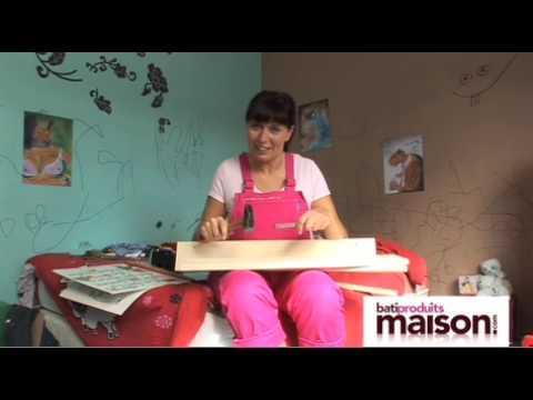 comment construire un coffre a jouet en bois
