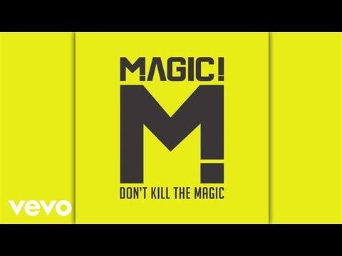Tekst piosenki Magic! - Little Girl Big World po polsku