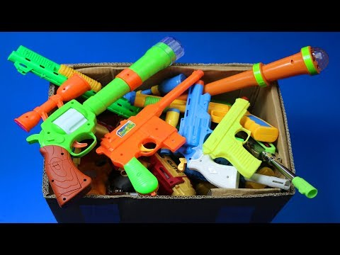 Video Box Full Of Toys! My Massive Gun Toys Arsenal - Real & Fake Nerf Guns Toys & Military equipments download in MP3, 3GP, MP4, WEBM, AVI, FLV January 2017
