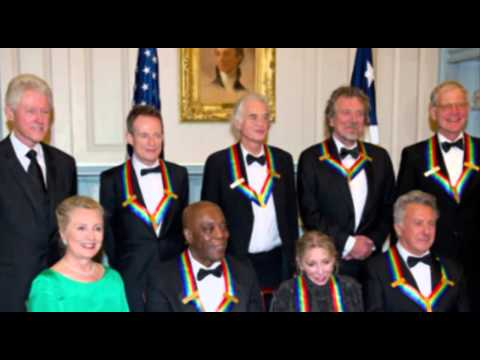 Six Cultural Icons Recognized At Kennedy Center Honors