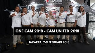 CAM UNITED  - AM Enrichment  2018 - Jakarta 7-9 February 2018