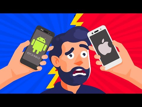 iOS VS Android - Did You Make The Right Choice?