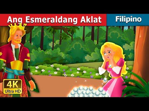 Ang Esmeraldang Aklat   The Emerald Book Story   Filipino Fairy Tales