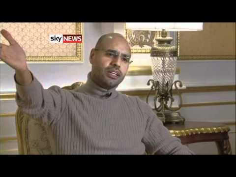 Saif Gaddafi: Benghazi Will Fall In 48 Hours