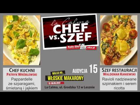 Wideo: Chef vs Szef 15