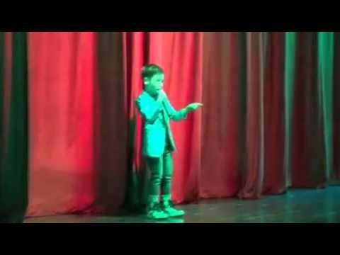 Khác Biệt - Bé Hoài Minh 5 tuổi
