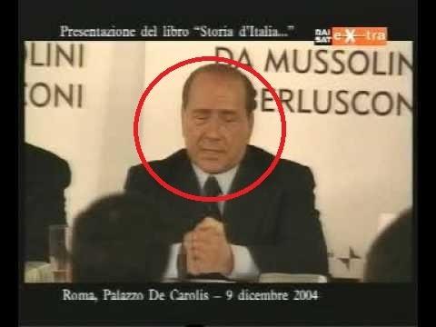 """berlusconi """"il pubblico italiano è evoluto come un bambino di 12 anni"""""""