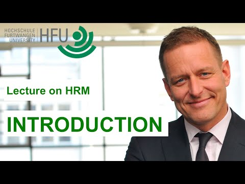 hr - What is Human Resource Management (HRM)? Which Megatrends determine future challenges in HRM? What are key fields of action in HRM?